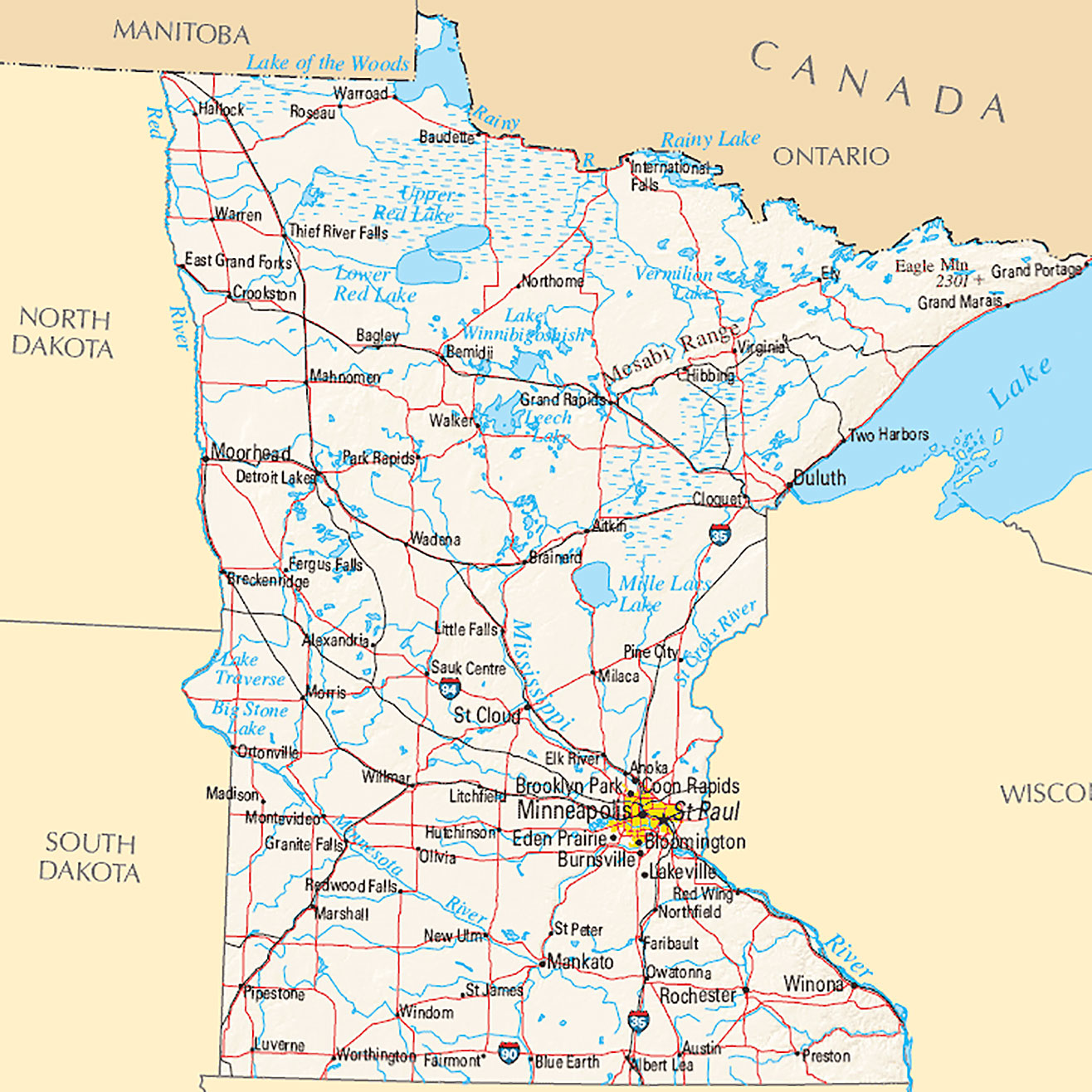 Immigrant Incarceration In Minnesota States Of Incarceration