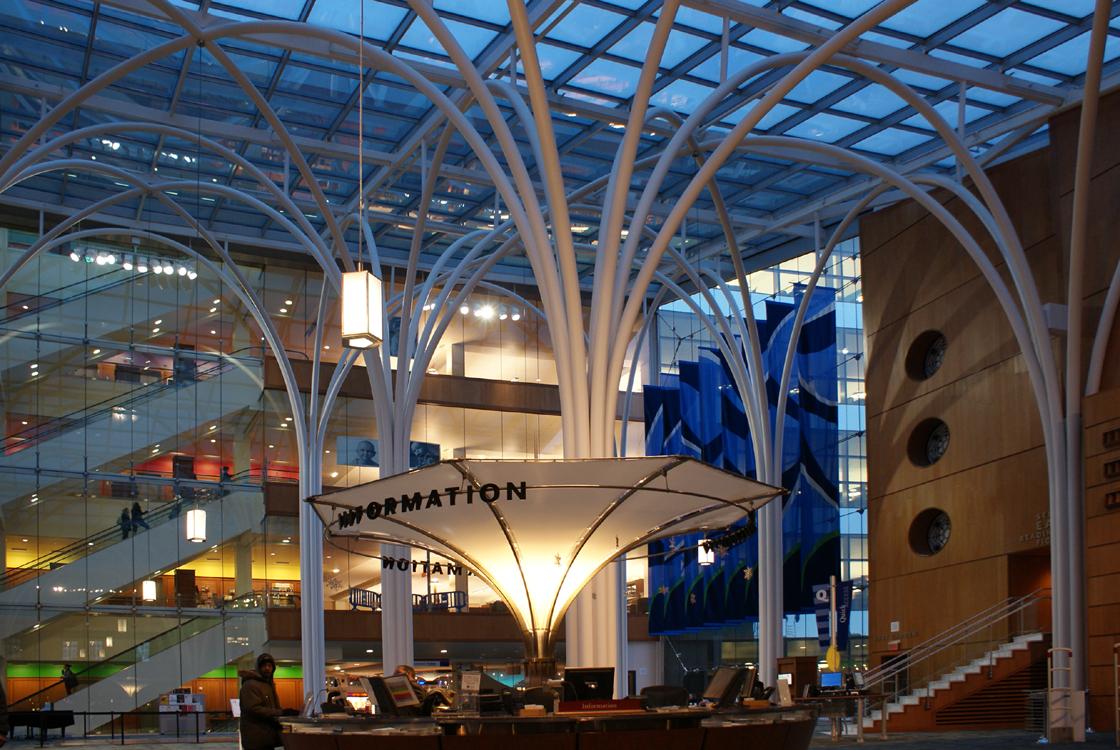 Central Library Atrium