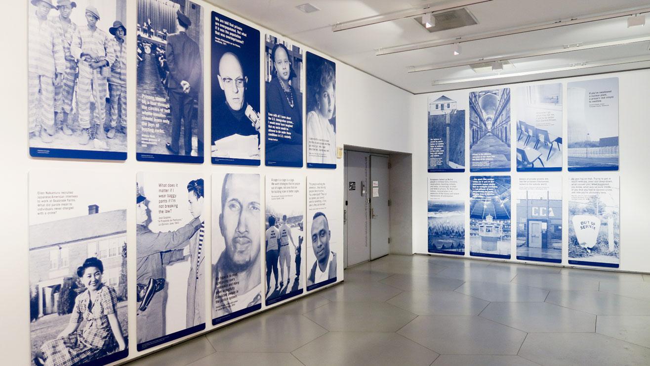 States of Incarceration Exhibition