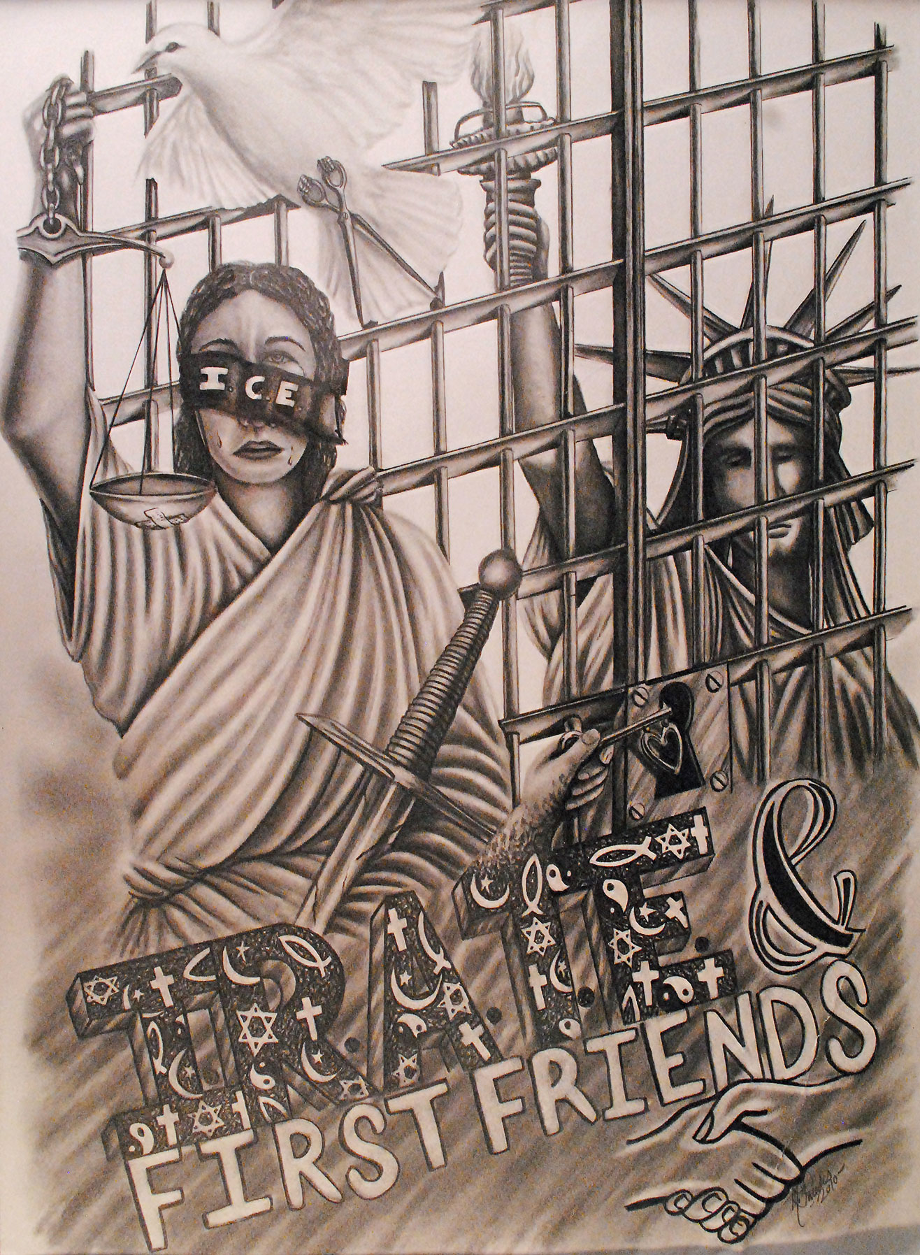 Making Art, Resisting Detention | States of Incarceration